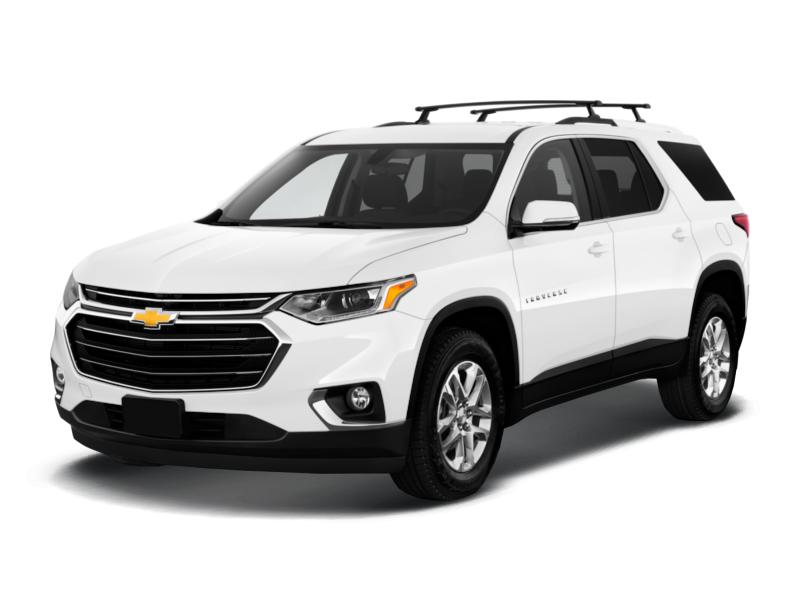 Chevrolet Traverse, 2018 год, 3 025 000 руб.