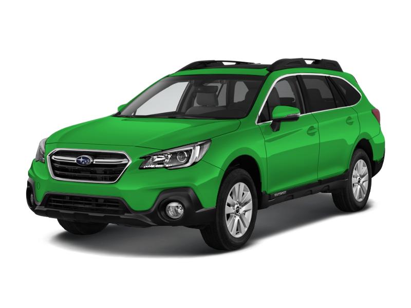 Subaru Outback, 2019 год, 3 068 900 руб.