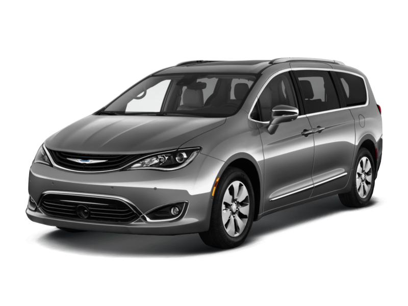 Chrysler Pacifica, 2018 год, 4 509 000 руб.