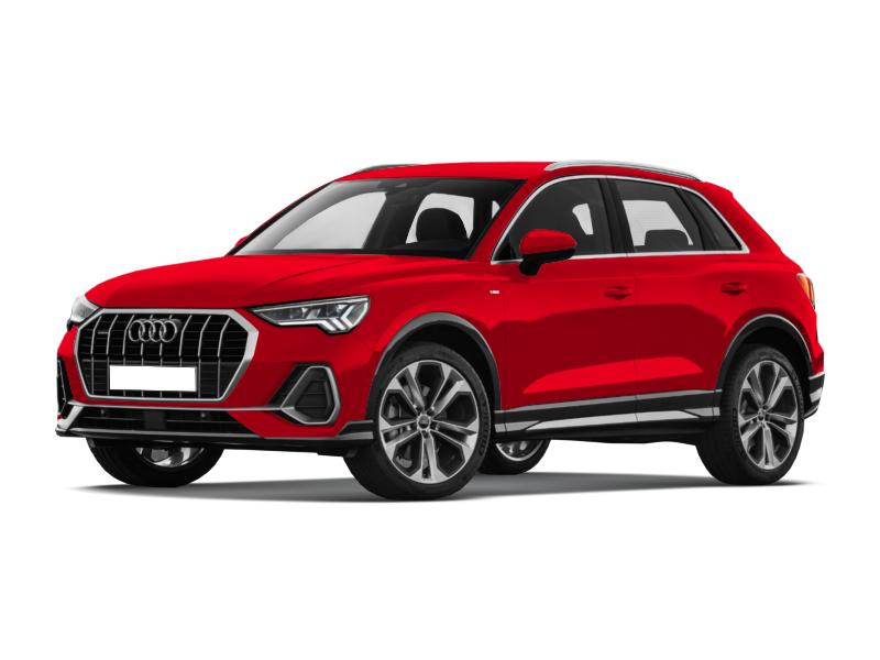 Audi Q3, 2019 год, 2 708 048 руб.