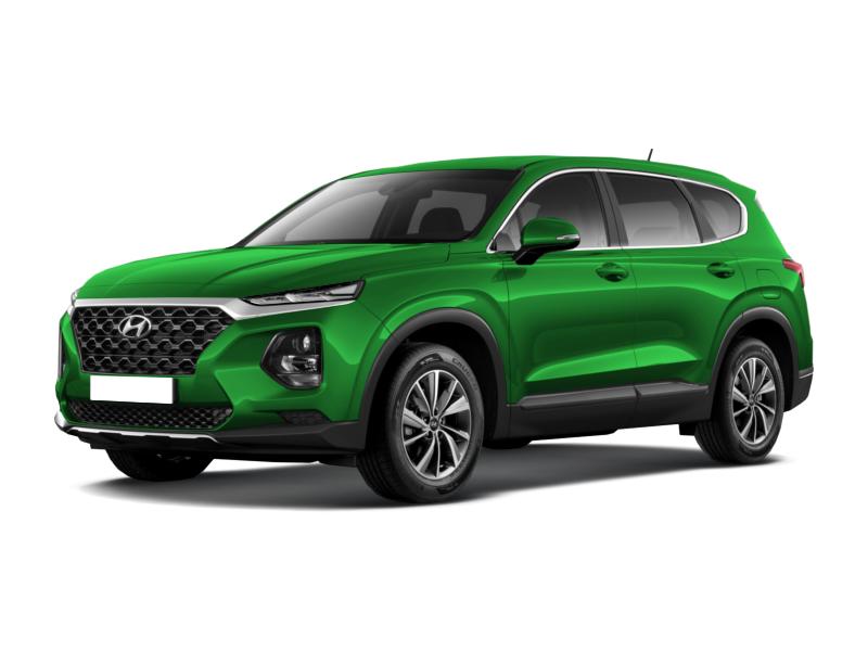 Hyundai Santa Fe, 2019 год, 2 764 000 руб.