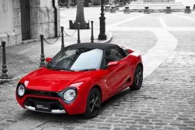Honda предложит владельцам родстера S660 необычный ретрообвес