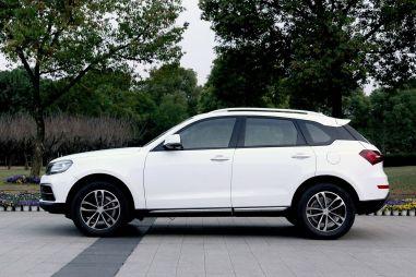 Кроссовер-купе Zotye начинают продавать в России: от 990 тысяч рублей