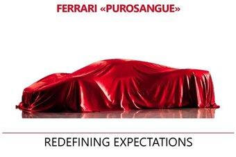 «Ferrari Purosangue — переопределяя ожидания», — гласит надпись на слайде презентации. Вероятнее всего, картинка с покрывалом прямым образом к машине не относится.