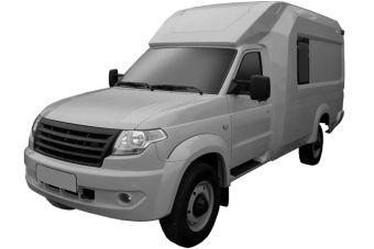 Выпуск фургона налаживается на мощностях ульяновской фирмы «Автодом73».