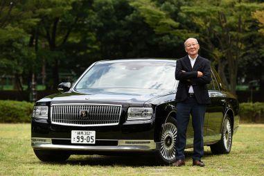 Драйв-тест нового поколения Toyota Century: совершенство инженерного мастерства японцев