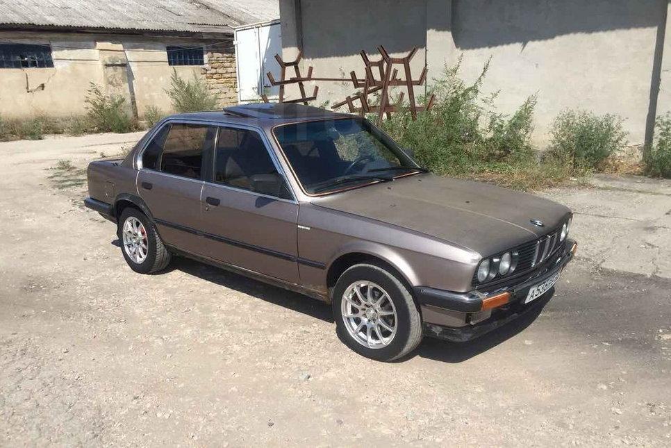 ВMW 324 D, 1987 год