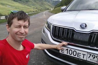 Skoda Kodiaq российской сборки: народный тест-драйв отVAGовода состажем