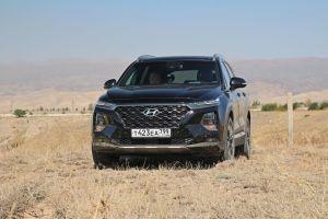 Тест-драйв Hyundai Santa Fe. Наше автомобильное настоящее