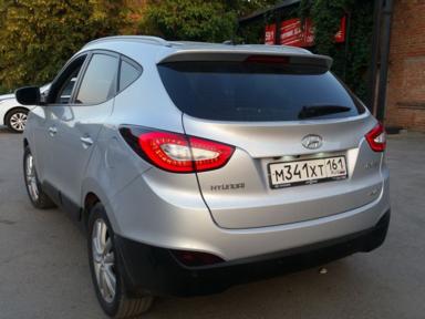 Hyundai ix35 2011 отзыв автора | Дата публикации 16.01.2018.