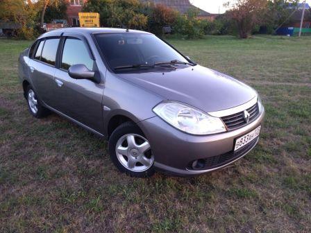 Renault Symbol 2008 - отзыв владельца