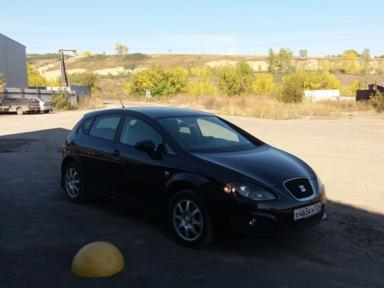 SEAT Leon 2012 отзыв автора | Дата публикации 12.08.2018.