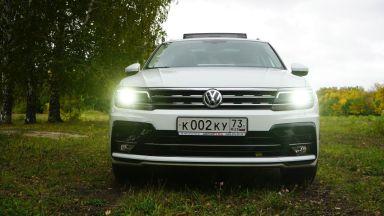 Volkswagen Tiguan 2018 отзыв автора | Дата публикации 27.09.2018.