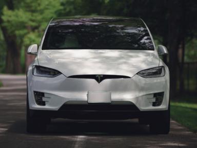 Tesla Model X 2018 отзыв автора | Дата публикации 02.09.2018.