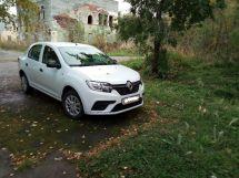 Renault Logan 2018 отзыв автора | Дата публикации 26.08.2018.