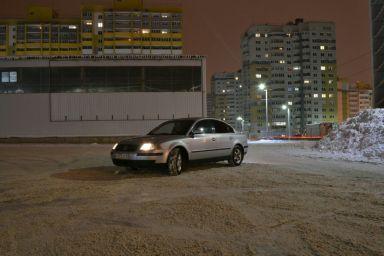 Volkswagen Passat отзыв автора | Дата публикации 01.09.2018.