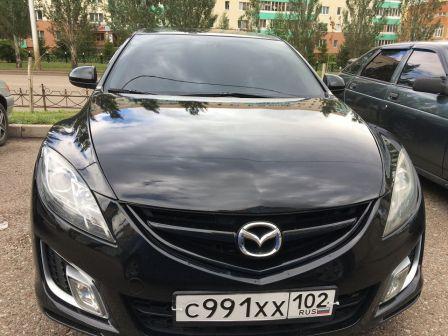 Mazda Mazda6 2009 - отзыв владельца