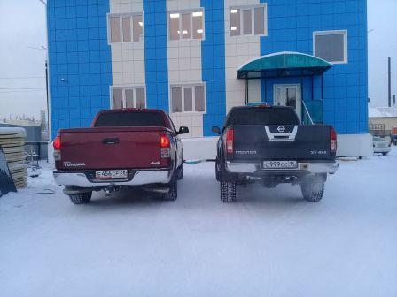 Nissan Frontier 2011 - отзыв владельца