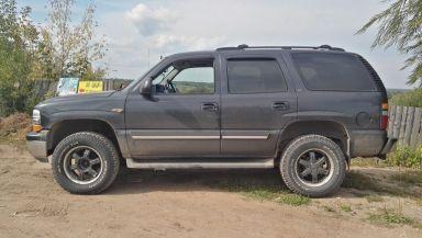 Chevrolet Tahoe, 2006