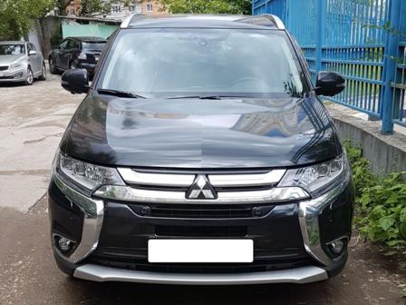 Mitsubishi Outlander 2018 - отзыв владельца
