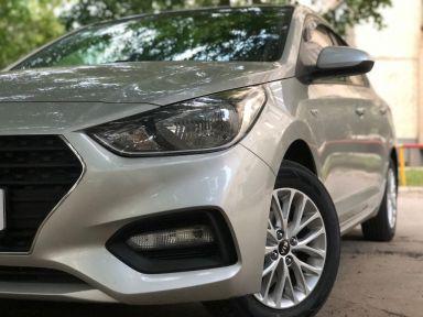 Hyundai Solaris 2017 отзыв автора | Дата публикации 09.09.2018.