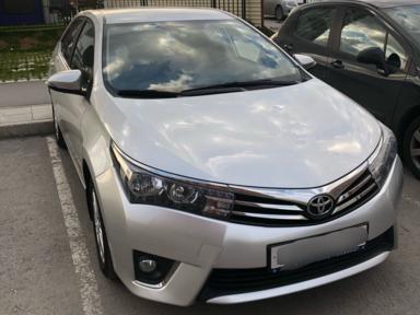 Toyota Corolla 2013 отзыв автора | Дата публикации 10.09.2018.