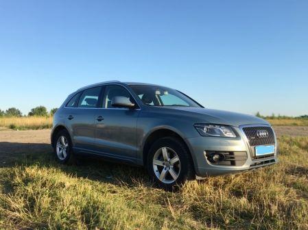Audi Q5 2009 - отзыв владельца