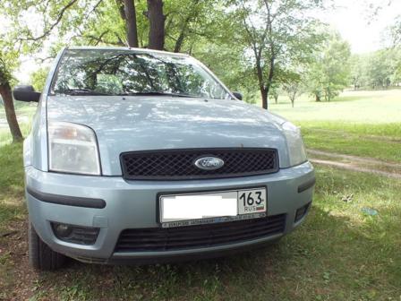 Ford Fusion 2005 - отзыв владельца