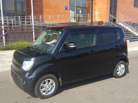 Suzuki MR Wagon 2013 - отзыв владельца