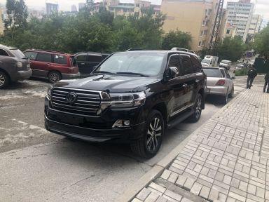 Toyota Land Cruiser 2018 отзыв автора | Дата публикации 14.09.2018.