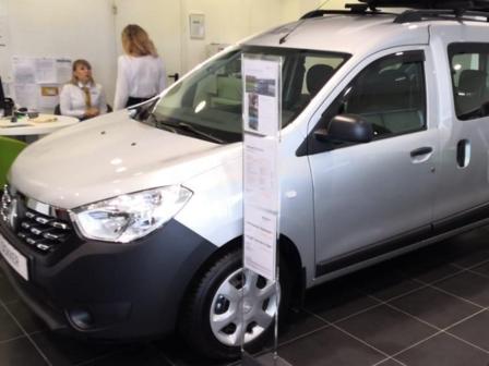 Renault Dokker 2017 - отзыв владельца