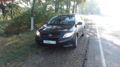 Toyota Corolla 2007 отзыв автора | Дата публикации 16.09.2018.