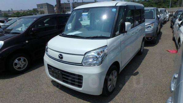 Mazda Flairwagon 2014 - отзыв владельца