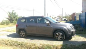 Chevrolet Orlando, 2013