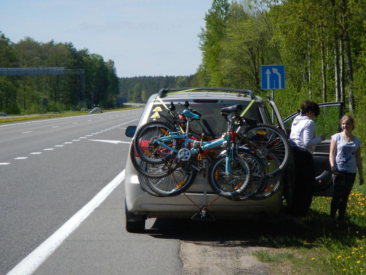 Белорусские дороги.