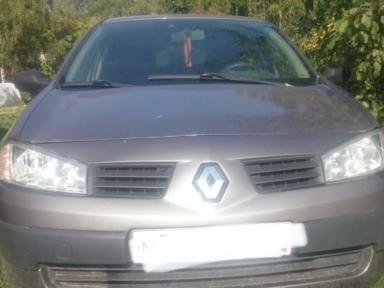 Renault Megane 2004 отзыв автора | Дата публикации 18.09.2018.