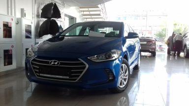 Hyundai Elantra 2018 отзыв автора | Дата публикации 25.09.2018.