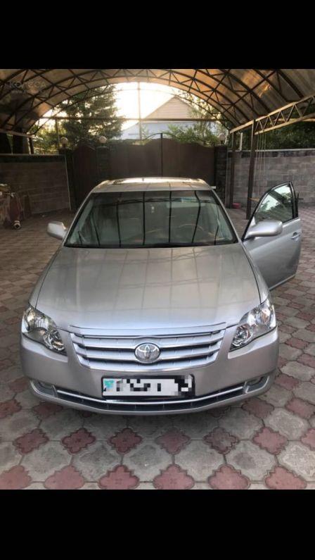Toyota Avalon 2005 - отзыв владельца