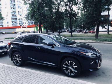 Lexus RX200t, 2017