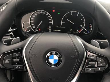 BMW 5-Series 2018 отзыв автора | Дата публикации 20.09.2018.
