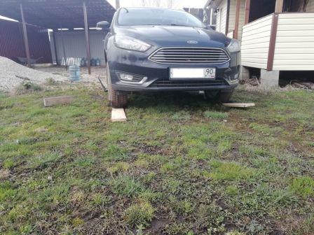 Ford Focus 2018 - отзыв владельца