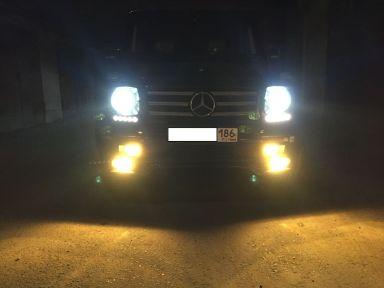 Mercedes-Benz G-Class, 2003