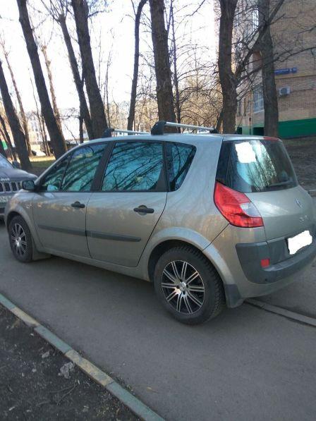 Renault Scenic 2007 - отзыв владельца