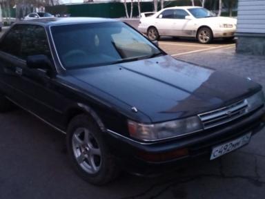 Toyota Vista 1990 отзыв автора | Дата публикации 25.09.2018.