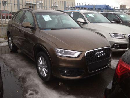 Audi Q3 2014 - отзыв владельца
