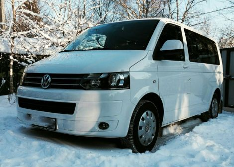 Volkswagen Caravelle 2013 - отзыв владельца