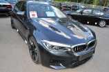 BMW M5. СЕРЫЙ СИНГАПУР, МЕТАЛЛИК (B41)