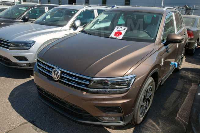 Volkswagen Tiguan, 2018 год, 2 058 400 руб.