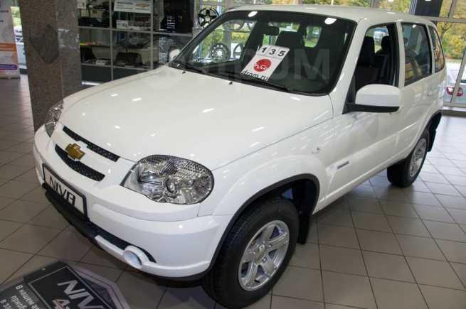 Chevrolet Niva, 2018 год, 713 000 руб.