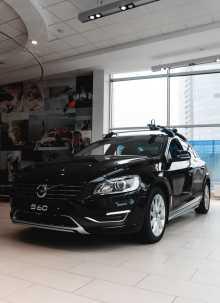 Челябинск Volvo S60 2018